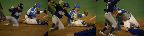 2007年千葉市長杯での小原選手