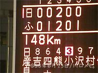 矢貫148km