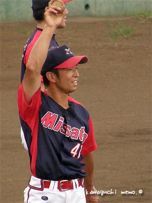 鈴木啓之選手
