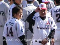 栄一さんと監督さん