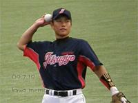 羽野亮大選手