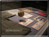 歴史感じる展示品