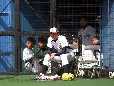 佐藤大士選手とJR東日本の面々