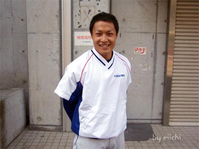堤邦博選手