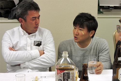 安田さんと根岸さん